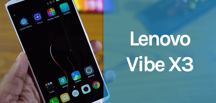 review of lenovo vibe x3