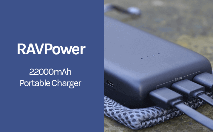 RAVPower 22000 Portable Charger